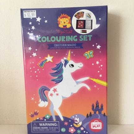 Unicorn Magic Colouring Set