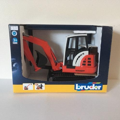 Bruder Schaeff Mini Excavator HR 16 #02432