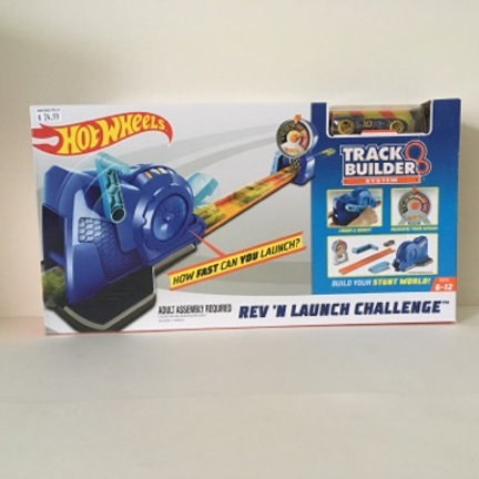 Hot Wheels Track Builder Set