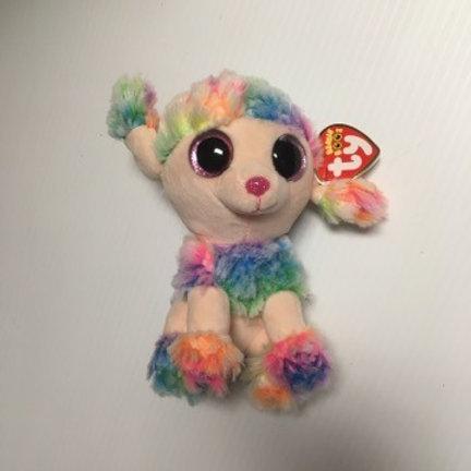 TY Beanie Boo Rainbow Plush