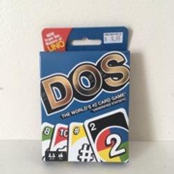 Dos the Card Game