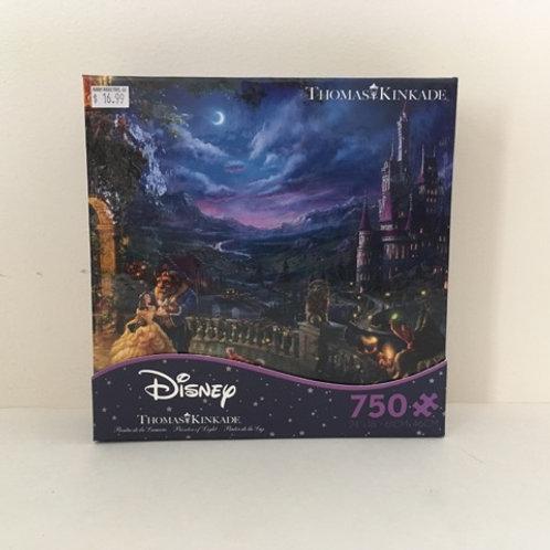 Ceaco Thomas Kinkade Disney Puzzle - Beauty & Beast