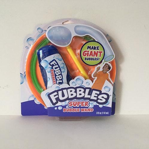Fubbles Super Bubble Wand