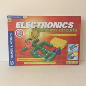 Thames & Kosmos Electronic Learning Circuits