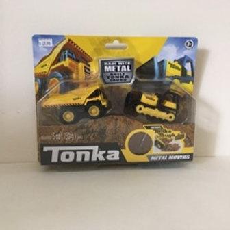 Tonka Metal Mover Vehicles