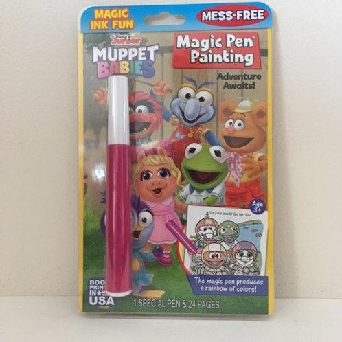Lee Magic Pen Painting - Muppet Babies