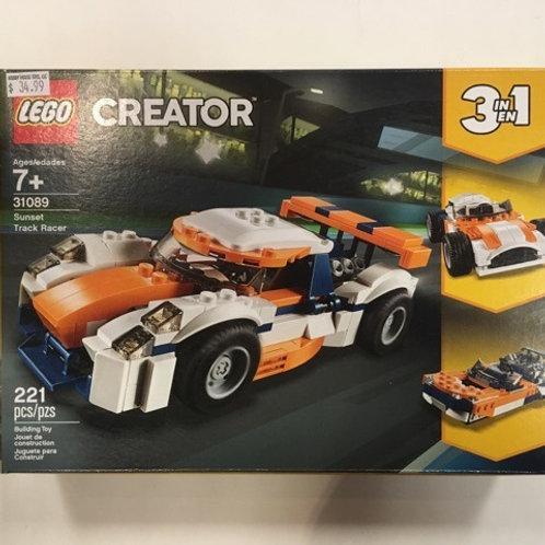 Lego Creator Sunset Track Racer #31089