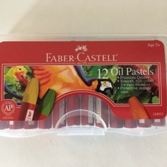 Faber Castell Oil Pastels