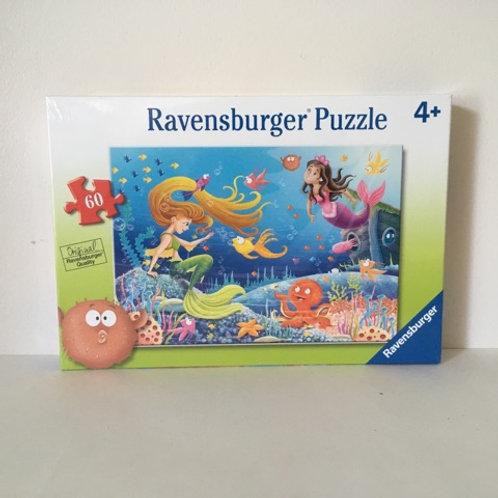 Ravensburger Mermaid Tales Puzzle