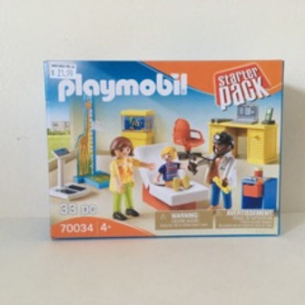 Playmobil Doctor Office