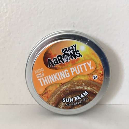 Crazy Aaron's Sun Beam Thinking Putty