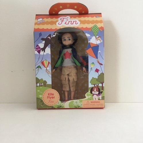 Lottie Doll - Kite Flyer Finn