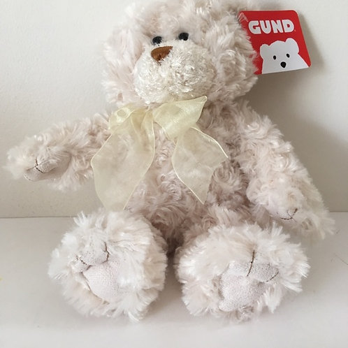 Gund 10 inch Beige Bear Plush - Corin