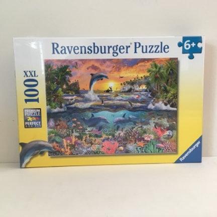 Ravensburger Tropical Paridise Puzzle