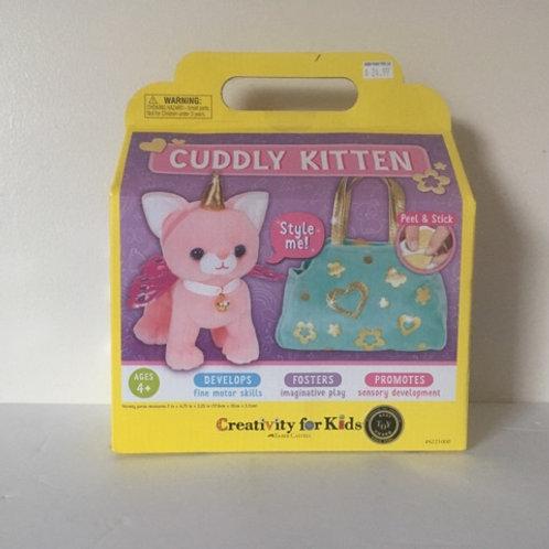 Creativity for Kids Cuddly Kitten Kit
