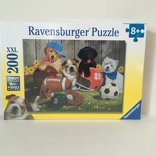 Ravensburger Let's Play Ball! Puzzle