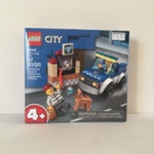 Lego City Police Dog Unit  #60241