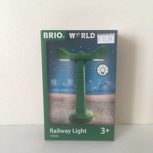 Brio Railway Light #33836