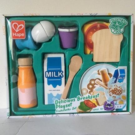 Hape Delicious Breakfast Set