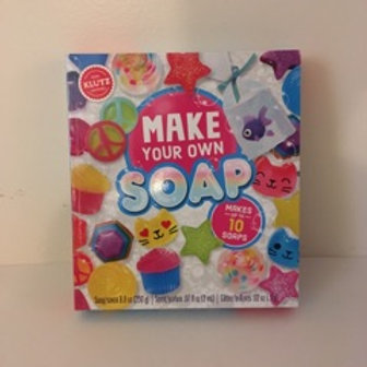 Klutz Make Your Own Soap Kit