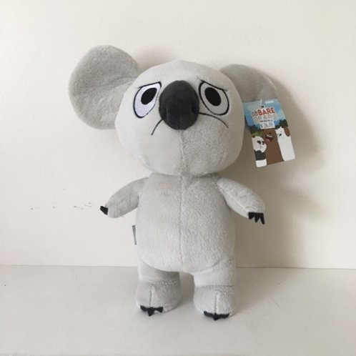 Gund We Bare Bears Plush Figure