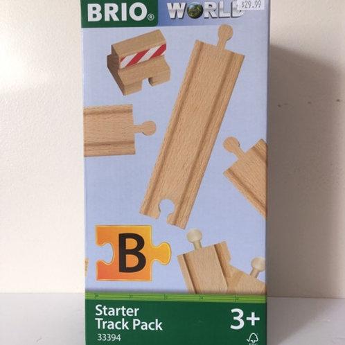 Brio World Starter Track Pack #33394