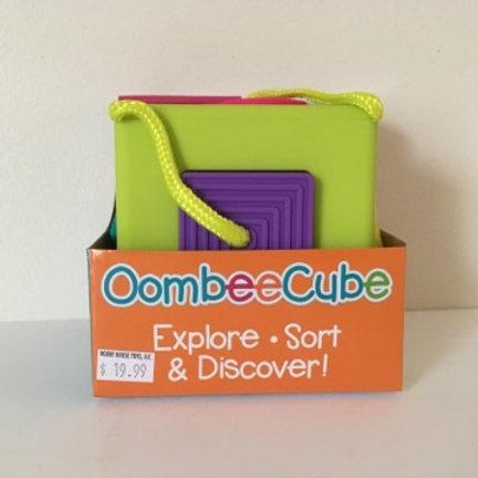 Fat Brain Oombee Cube