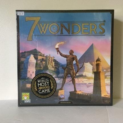 7 Wonders Board & Card Game