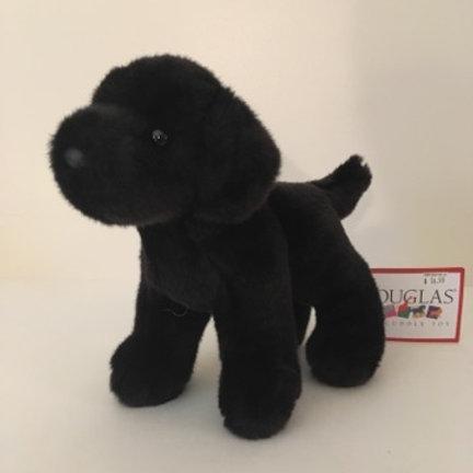 Douglas Bear Black Lab