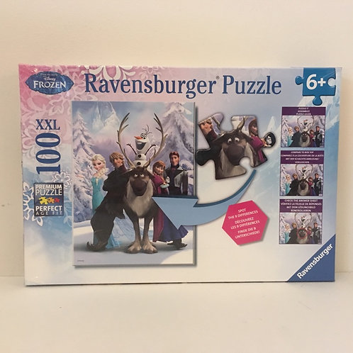 Ravensburger Disney The Frozen Difference Puzzle