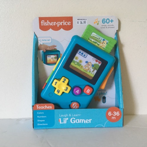 Fisher Price Laugh & Learn Lil Gamer