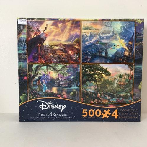 Ceaco Thomas Kinkade Disney Puzzle
