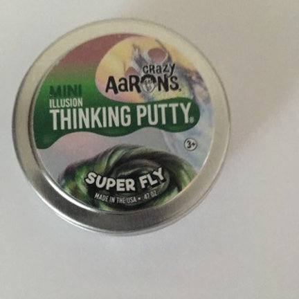 Crazy Aarons Thinking Putty - Super Fly