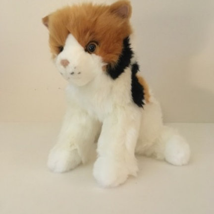 Douglas Connie Calico Cat Plush