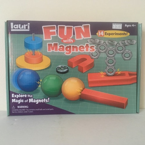 Lauri's Fun with Magnets Set