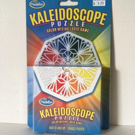 Think Fun Kaleidoscope Puzzle