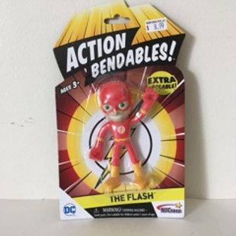 Flash Bendable Figure