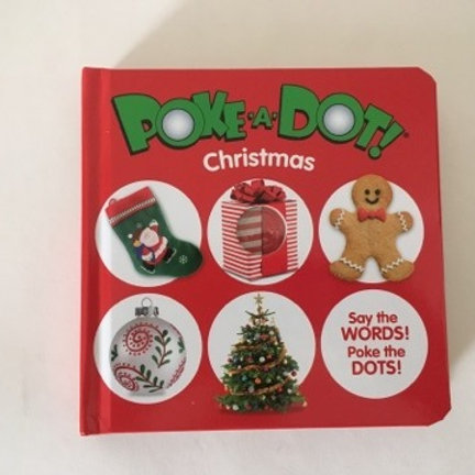 Poke A Dot Christmas Book