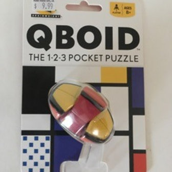 QBoid - The 123 Pocket Puzzle