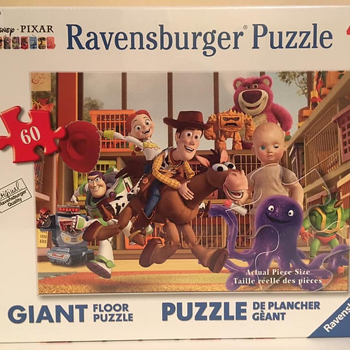 Ravensburger Disney Pixar Toy Story Playing AroundGiant Floor Puzzle
