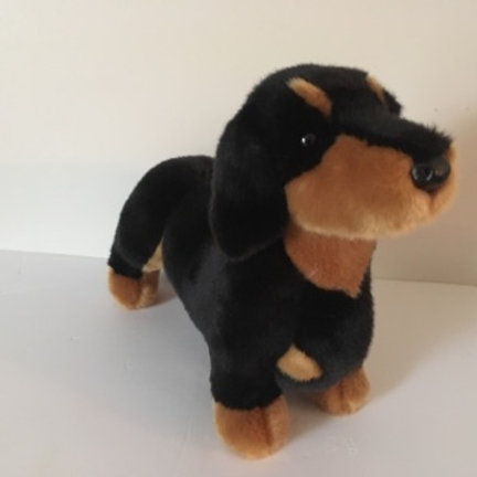 Douglas Spats Dachshund Dog Plush #2002