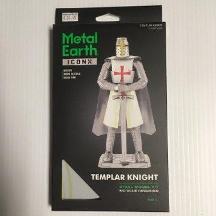 Metal Earth Templar Knight