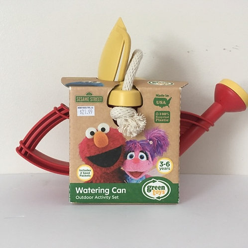 Green Toys  Watering Can Activity Set