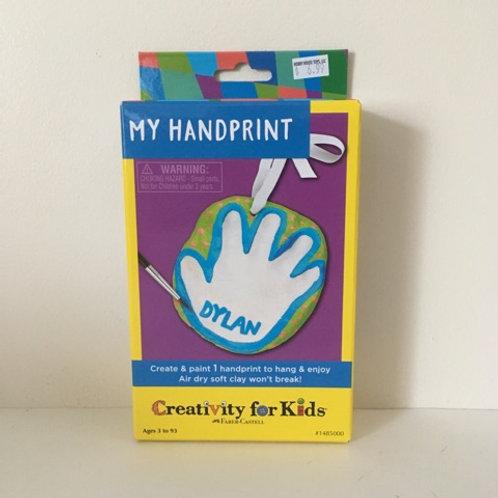 Creativity For Kids - My Handprint