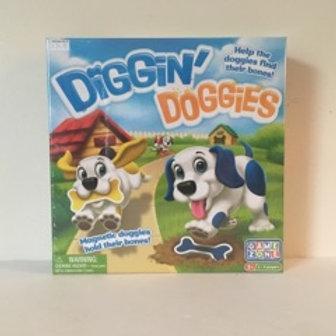 Game Zone Diggin Doggies Game