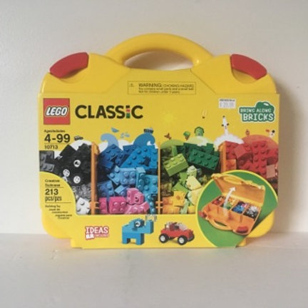 Lego Classic Bring Along Bricks  Creative Suitcase #10713