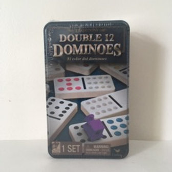 Traditions Double 12 Dominos