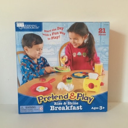 Pretend & Play Breakfast