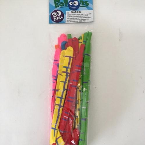 Rocket Balloon Refills