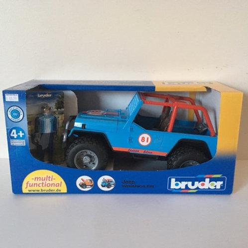 Bruder Jeep Wrangler #02541